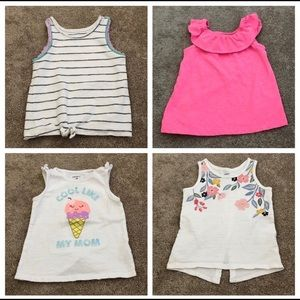 Toddler Girl 2T Spring/Summer Lot